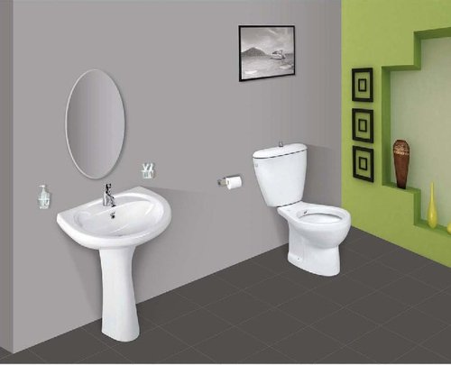 Traditional Bathroom Suite