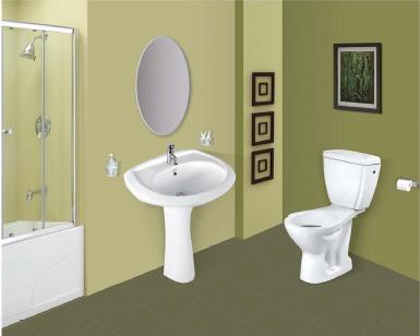 Bathroom Couple Suite