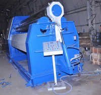 Plate Bending Roller Machine