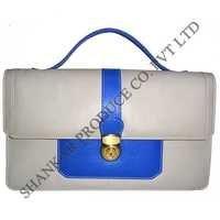 Leather Executive Clutch Bag