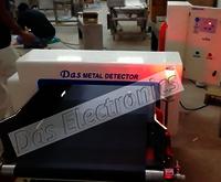 Metal Detector for Plastic Scrap