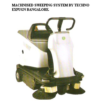 Road Sweepers Equipments