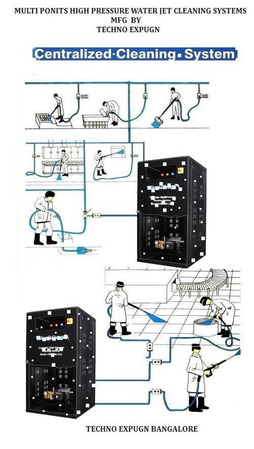 Centralized Cleaning System