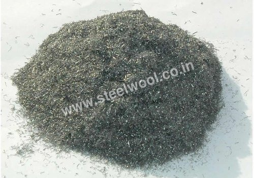 Chopped Steel Wool