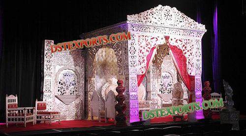 BEST GUJRATI WEDDING STAGE