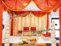 INDIAN WEDDING MANDAP CHORIS