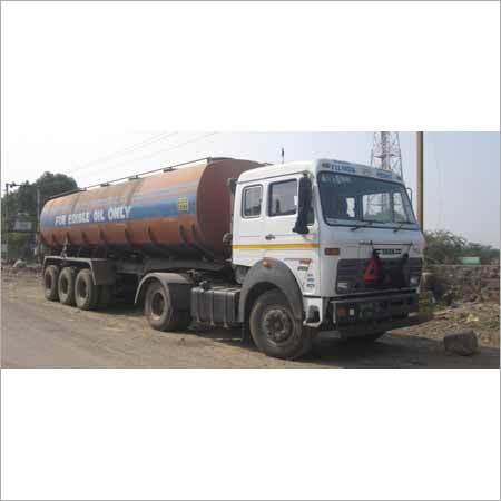 Mild Steel Tanker