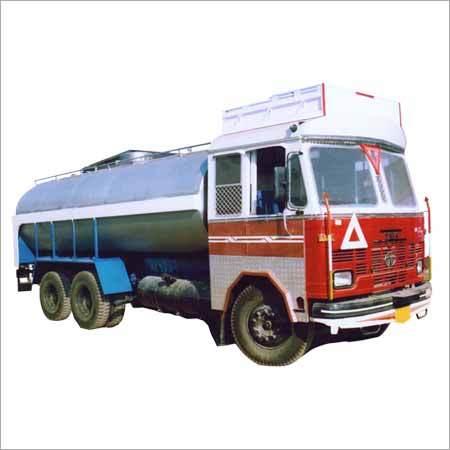 Aluminium Road Tanker
