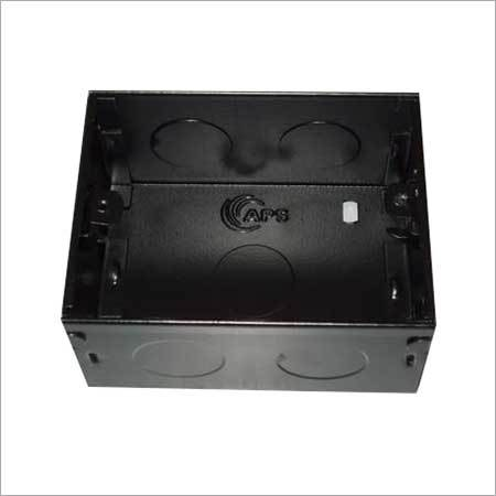 Powder Coated Electrical Modular Switch Boxes