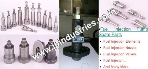 Fuel Injection Pump Spare Parts