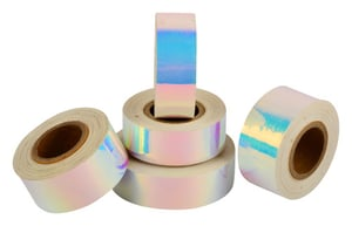 Iridescent Laser Hula hoop Tape