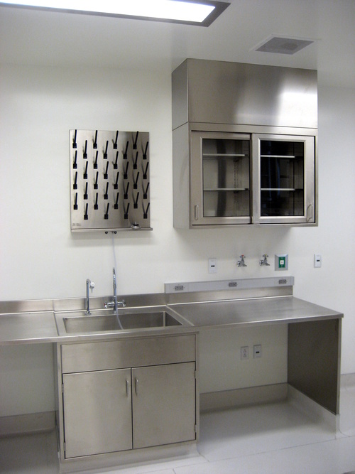 Stainless Steel 304 Laboratory Furniture