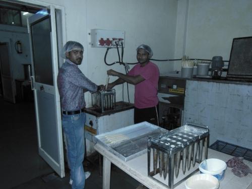 Kulfi Processing Machine