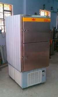 Pad hardener Refrigerator