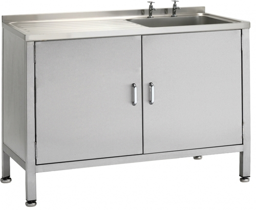 Stainless Steel Laboratory Sink Bench