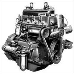Vehicular Type Petrol Diesel Engine