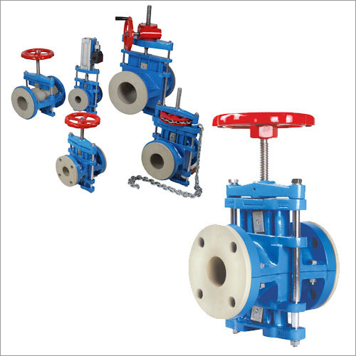 Motorized Pinch Valves