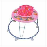 Round Safety Baby Walker