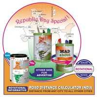 Road Distance Calculator India (Republic Day special)