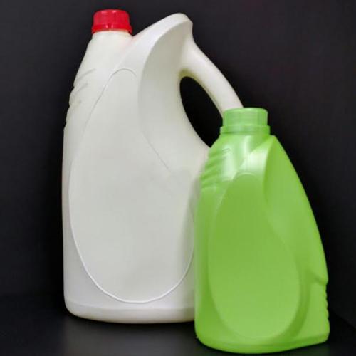 Lubricant Plastic Bottles