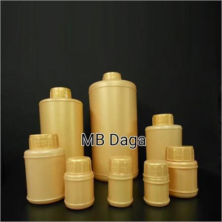 Round Shaped Plastic Bottles