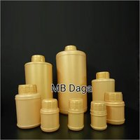 Round Shaped Plastic Bottles