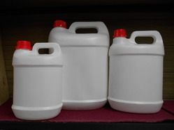 1 ltr - 2 Ltr And 5 Ltr Combo Plastic Jars