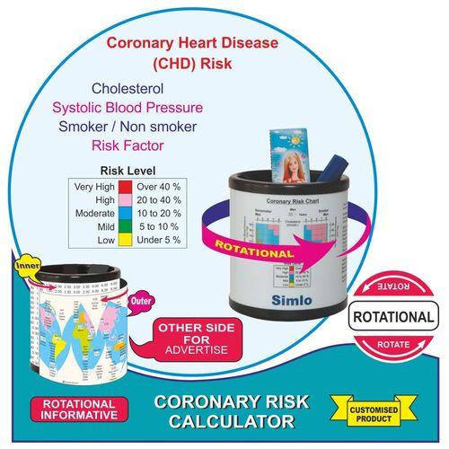 Coronary Risk Calculator