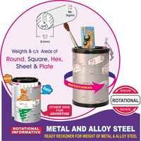 Metal and Alloy Steel