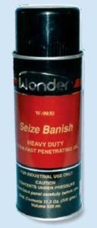 Seize Banish Fast Penetrating Oil