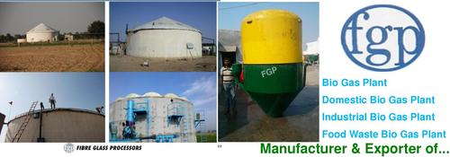 CONTINUOUS STIRRED TANK REACTOR Biogas Plant