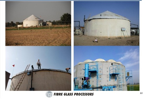 Hotel Biogas Plant