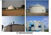 CSTR Biogas Plant