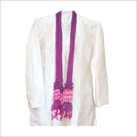 Raw Silk Men's Kurta Paijama Set