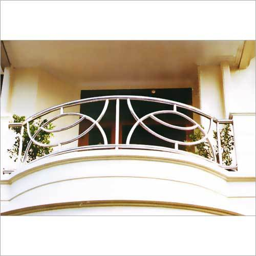 Stainless Steel Balcony Railing Unik Stainless Steel No 358 Nvn