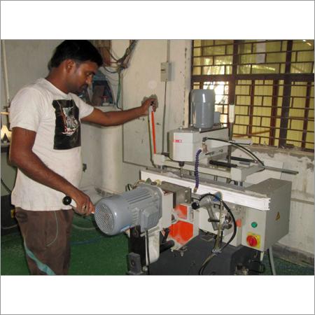 Upvc Routing Machine