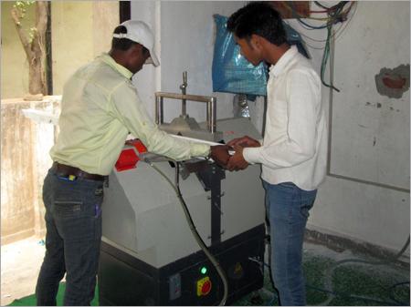 Upvc Cutting Machine