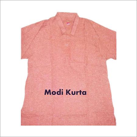 Cotton Modi Ji Kurta (Half/ full Sleeves)