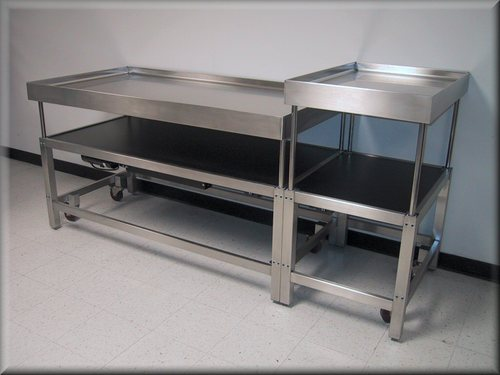 Stainless Steel 304 Lab Workbench