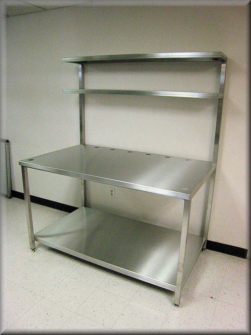 Stainless Steel 304 Lab Work Table