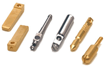 Brass Electrical Connector Pin