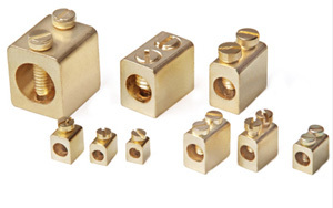 Brass Electrical Terminal Block