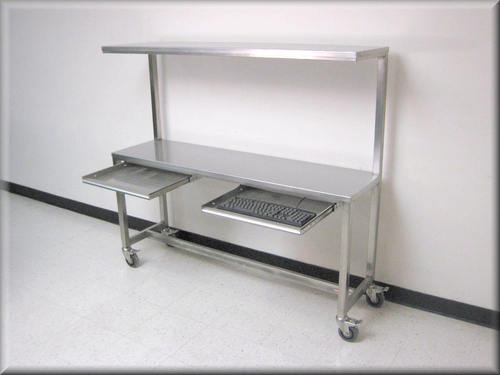 Stainless Steel Laboratory Bench