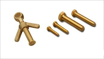 Brass Hex Bolts