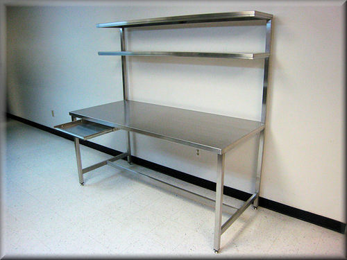 Stainless Steel 304 Bench