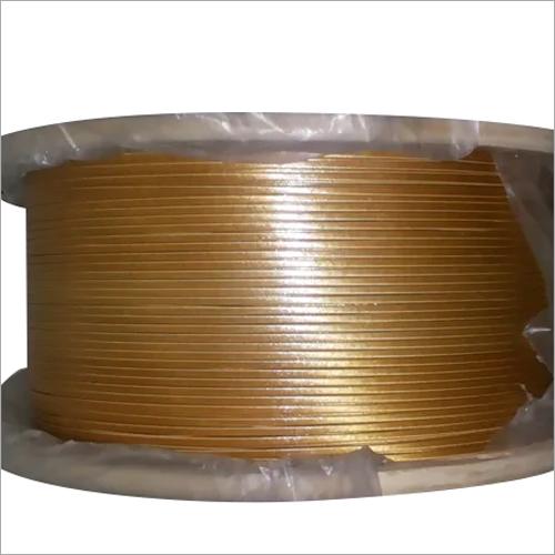 Fiber Covered Varnish Bonded Rectangular Wire
