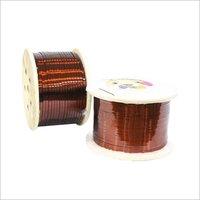 Rectangular Enamelled Copper Wire