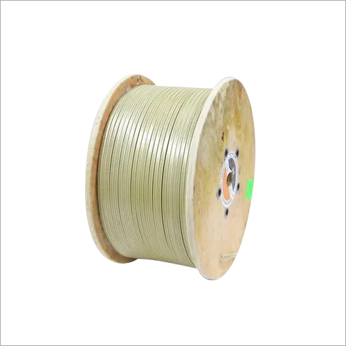 Rectangular Enameled Aluminum Wire