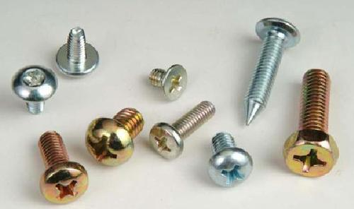 Brass Pan Head Screws