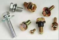 Brass Hex Head Screws